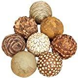 8-Pc Decorative Ball Set