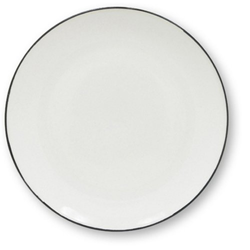 Buy Corelle Hearthstone 7-1/2-Inch Luncheon Plate, Royal White