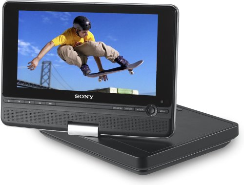 Sony DVPFX810 8-Inch Portable DVD Player, Black (Portable Sony Dvd Player compare prices)