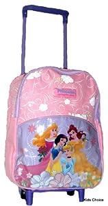 Disney Princess Trolly bag two in one - Disney Cars School Bag Size