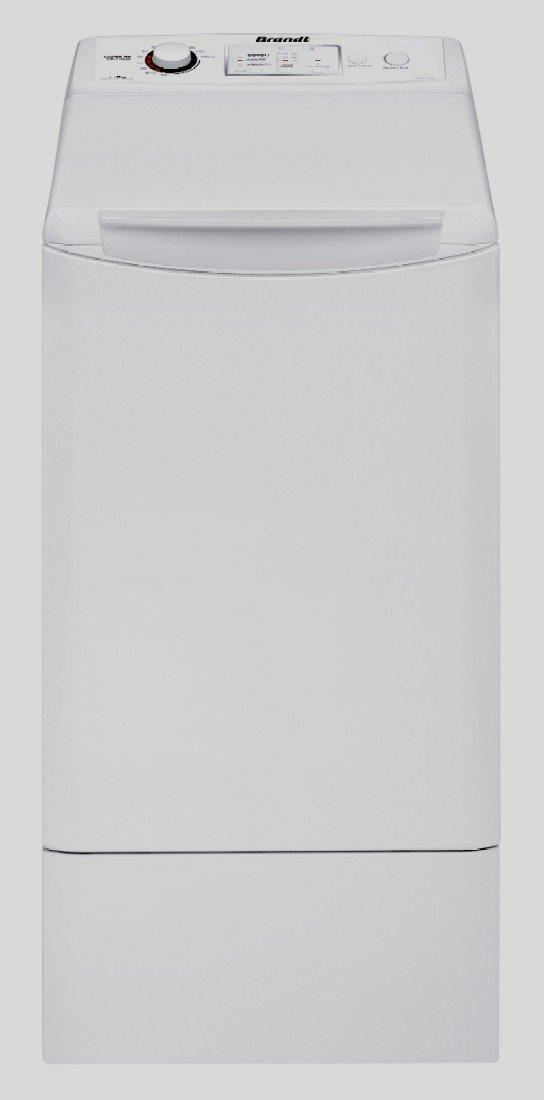 Comparer BRANDT ETE6716F BLANC C