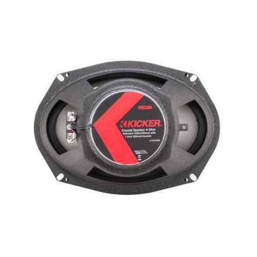 Kicker 41Ksc694 6X9 Inch Coaxial Speaker