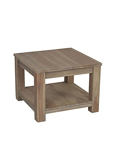 Jeffan Dayton End Table, Natural