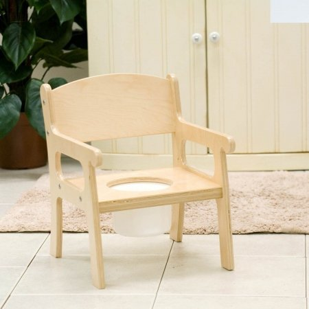 Potty Chair (White)