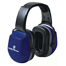 Kimberly Clark Jackson Safety 22613 Smith & Wesson Headband Recoil Earmuff for Extremely Noisy Environment, NRR 29