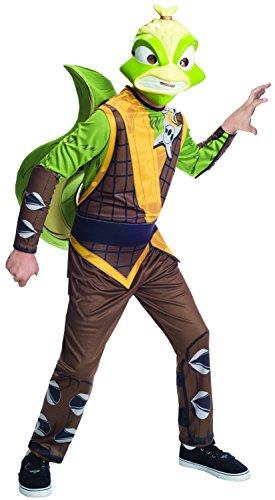Rubies Skylanders Swap Force Stink Bomb Costume, Child Medium