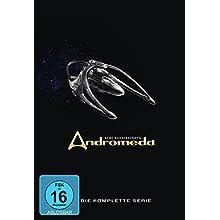 Gene Roddenberry's Andromeda - Komplettbox [30 DVDs]