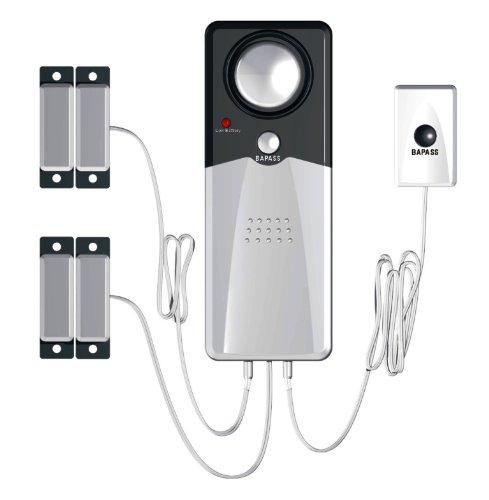 Techko S189 Safe Pool Alarm