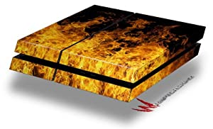 Open Fire - Decal Style Skin fits original PS4 Gaming Console