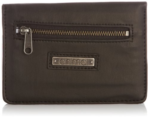 Animal Womens California Wallet DW4SE307-002 Black