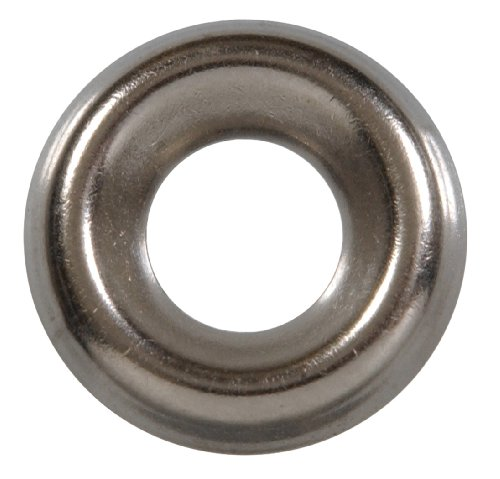 The Hillman Group 2906 Number-8 Stainless Steel Finish Washer, 40-Pack (Stainless Washers compare prices)