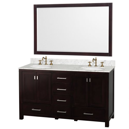 Abingdon Double Vanity 60