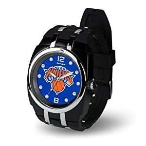 Sparo RI-WTCRU81001 New York Knicks Crusher Watch by Sparo