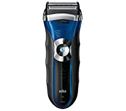 BRAUN Series 3 380-4 Wet & Dry - Electric Shaver - anthracite + 3 YEARS WARRANTY