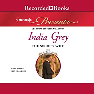 The Society Wife Audiobook