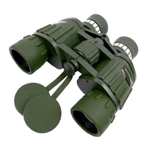 Seeker 8X42 Telescope Binoculars 4 Camping Hiking Hunting Army Green Binocular - Army Green - 5.3X8.1X2 O126