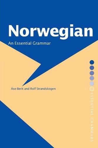 Norwegian - An Essential Grammar
