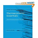 img - for Macroeconomic Essentials 3rd (Third) Edition byKennedy book / textbook / text book