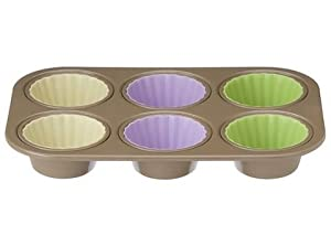Cast Iron Cupcake Pan