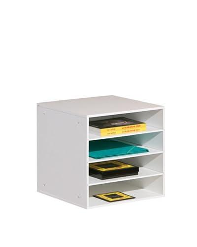 Modulo Contenitore Simply Bianco 36,8x36,2x36,2 cm