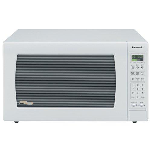 Panasonic NN-H965WF Genius 2.2 cuft 1250 Watt Sensor Microwave w/Inverter Technology,White (Microwave 15 Inch compare prices)
