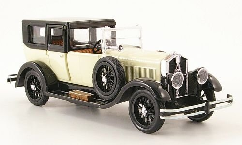 isotta-fraschini-8a-white-black-rhd-1924-model-car-ready-made-rio-143