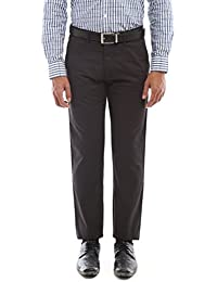 Van Heusen Sport Men's Prints Slim Fit Casual Trousers