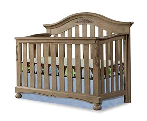 Westwood Design Meadowdale 4-in-1 Convertible Crib, Vintage 0