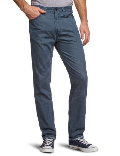 Levi's Men's Levi's 508 Tapered 88508 Tapered Jeans Grey (0019/Woad - Worn In) 31/34