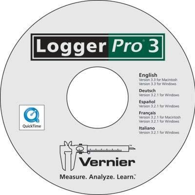 Vernier Logger Pro 3 Software