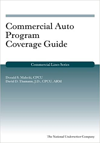 Commercial Auto Program Coverage Guide (Commercial Lines)