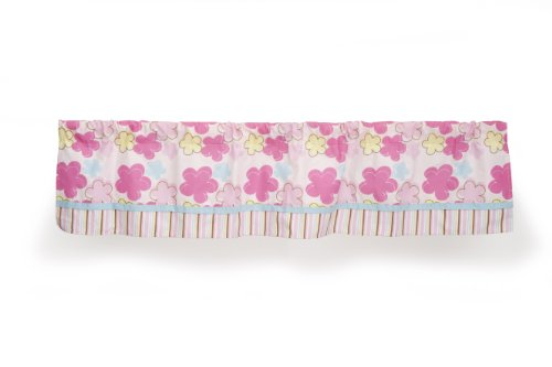 Graco Woodland Valance, Girl (Discontinued by Manufacturer) - 1
