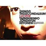 SHINEE - 2nd Album [ LUCIFER ] TYPE B CD+Booklet K-POP Seal SM