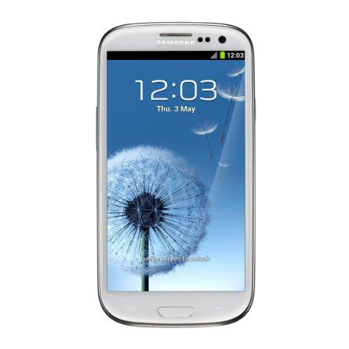 Samsung+Galaxy+S+III+(S3)+White+16GB+SIM+Free+-+英国保証+-+並行輸入品