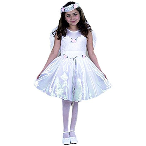 Child's Angel Costume Size: Youth X-Large 12-14