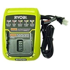 Ryobi 140109001 ONE Plus 12V Multi-Chemistry Charger