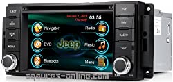 See 2007-2013 Jeep Wrangler 2008-2012 Jeep Liberty 2009-2013 Jeep Compass 2010-2013 Jeep Patriot 2008-2013 Jeep Grand Cherokee 2008-2010 Jeep Commander In-dash Navigation DVD GPS Radio AV Receiver CD SD USB iPod/iPhone-ready Bluetooth Hands-free Touch Screen Details