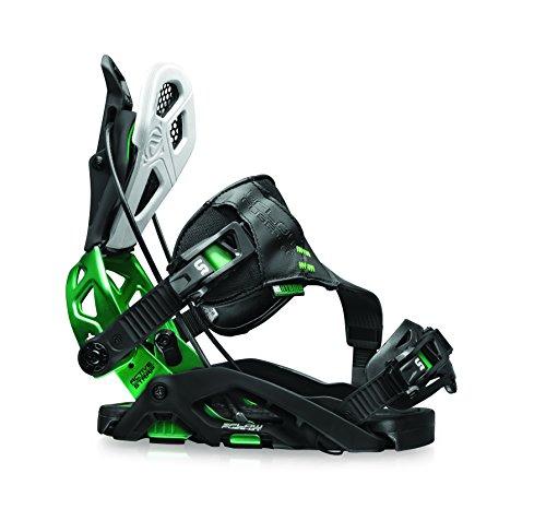 Flow Fuse GT Hybrid Snowboard Binding - Mens<br />