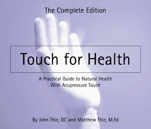 Touch for Health - paperback edition (Health Cover compare prices)