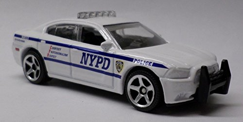 2016 Matchbox Limited Edition NYPD Exclusive - Dodge Charger Pursuit (Loose!) (Matchbox Dodge Charger compare prices)
