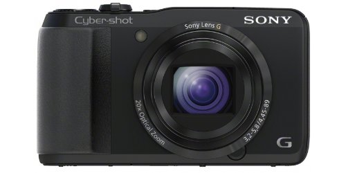 Sony Cyber-shot DSC-HX20V Super-Advanced High Zoom Camera (18.2MP, 20x Optical Zoom) 3 inch LCD