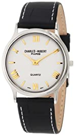 Charles-Hubert, Paris Men's 3704 Premium Collection Stainless Steel Watch