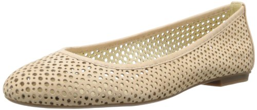 French Sole FS/NY Women's League Ballet Flat,Desert,11 M US