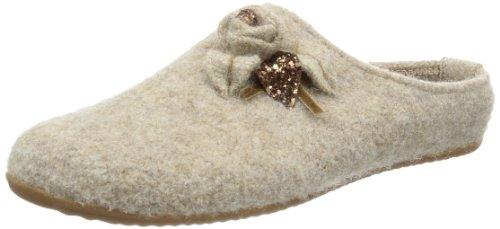 Giesswein Vinningen Slippers Womens White Weià (natur 268) Size: 3.5 (36 EU)