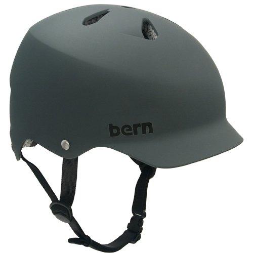 Bern(バーン) WATTS Matte Grey S:53.5-55.5