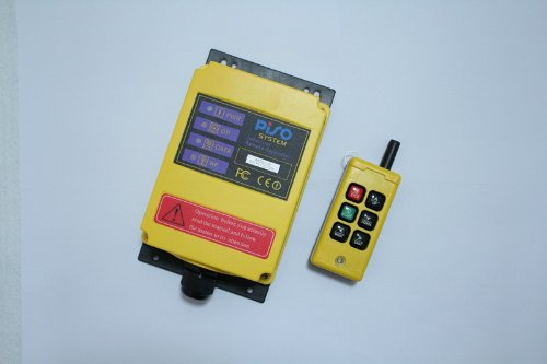 F21-4S Single Emitter Industry Wireless Remote Control AC 110V for Elevator