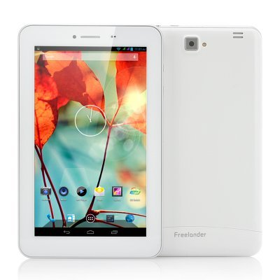 7 Inch Android Phablet Freelander PX1 - 3G, Quad Core CPU, IPS Display, 1GB RAM Tablets for Kids Table Top Tablet Hotels Tablet Comparison Tablet Pc Tablets for Sale Tablet Vs Laptop Tablet Magazine Tablet Buying Guide Tablet Best Buy Tablet Brands Tablet