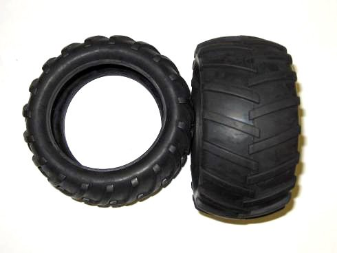 Redcat Racing 2.8 Tractor Tires (2 Piece)