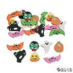 Pack of 24 - Mini Halloween Erasers