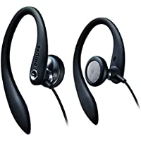 Philips SHS3200 In-Ear 3.5mm Headphones (Black)